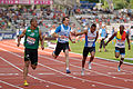 Men 100 m French Athletics Championships 2013 t164144.jpg