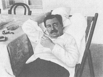 Vyacheslav Menzhinsky - Image: Menzhinsky V 1932 Sochi