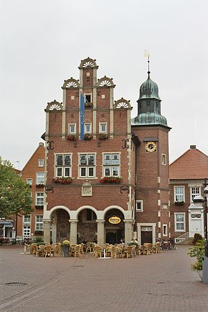 Meppen - Meppen's historic town hall