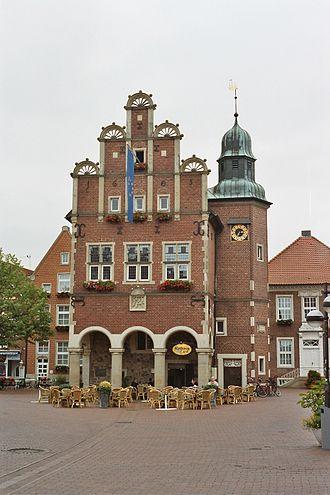 Meppen - Meppen's historic town hall