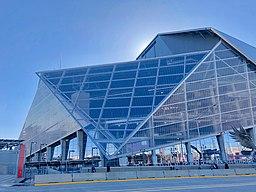Mercedes-Benz Stadium, Atlanta, GA (33597623348)
