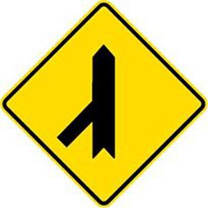 Driver location sign wikivisually comparison of mutcd influenced traffic signs image merging from left fandeluxe Images