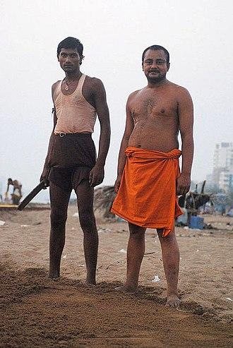 Versova, Mumbai - Image: Methi Farmers