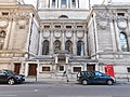 Methodist Central Hall, Westminster (Tothill St side) 4.jpg