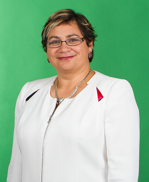 Green Party of Aotearoa New Zealand - Metiria Turei, female co-leader, 2009–2017
