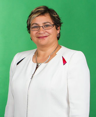Green Party of Aotearoa New Zealand - Metiria Turei, female co-leader, 2009–2017