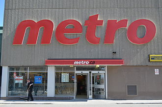 Metro Inc. - Metro in Bridlewood Mall