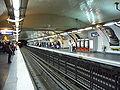 Metro Paris - Ligne 4 - Station Montparnasse - Quais.jpg