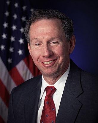 Michael D. Griffin - Griffin's official portrait as NASA administrator