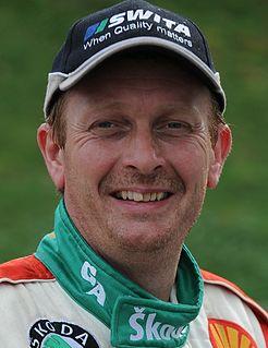 Michael Jernberg Swedish racing driver