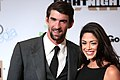 Michael Phelps & Nicole Johnson (32708264263).jpg
