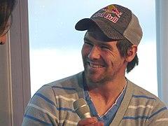 Michael Rösch im DKB VIP-Zelt IBU Weltcup Oberhof 2012-01-04