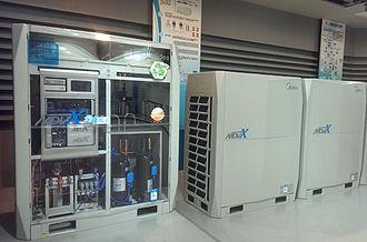 Midea Group - Midea's MDV-X VRF air conditioner