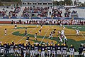 Midwestern State vs. Texas A&M–Commerce football 2015 25 (Midwestern State on offense).jpg