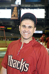 Miguel Montero jako zawodnik Arizona Diamondbacks.