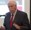 Mike Gravel at The Toronto Hearings on 9-11 (05).png