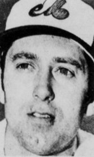 Mike Marshall (pitcher) - Image: Mike Marshall 1973