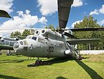 Mil Mi-6 (02) at Central Air Force Museum Monino pic3.JPG