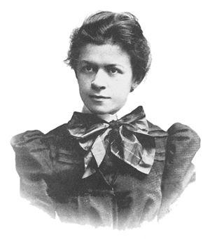 Mileva Marić - Mileva Marić 1896