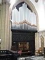 Mill Hill Chapel 7 September 2017 Organ 1.jpg