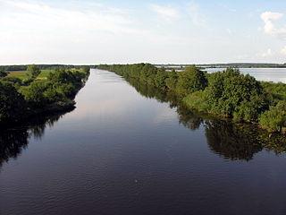 Река Миния д. Кинтай