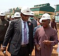 Minister of Mines and Steel, Olamilekan Adegbite and Yusuf during facility tour at KAM.jpg