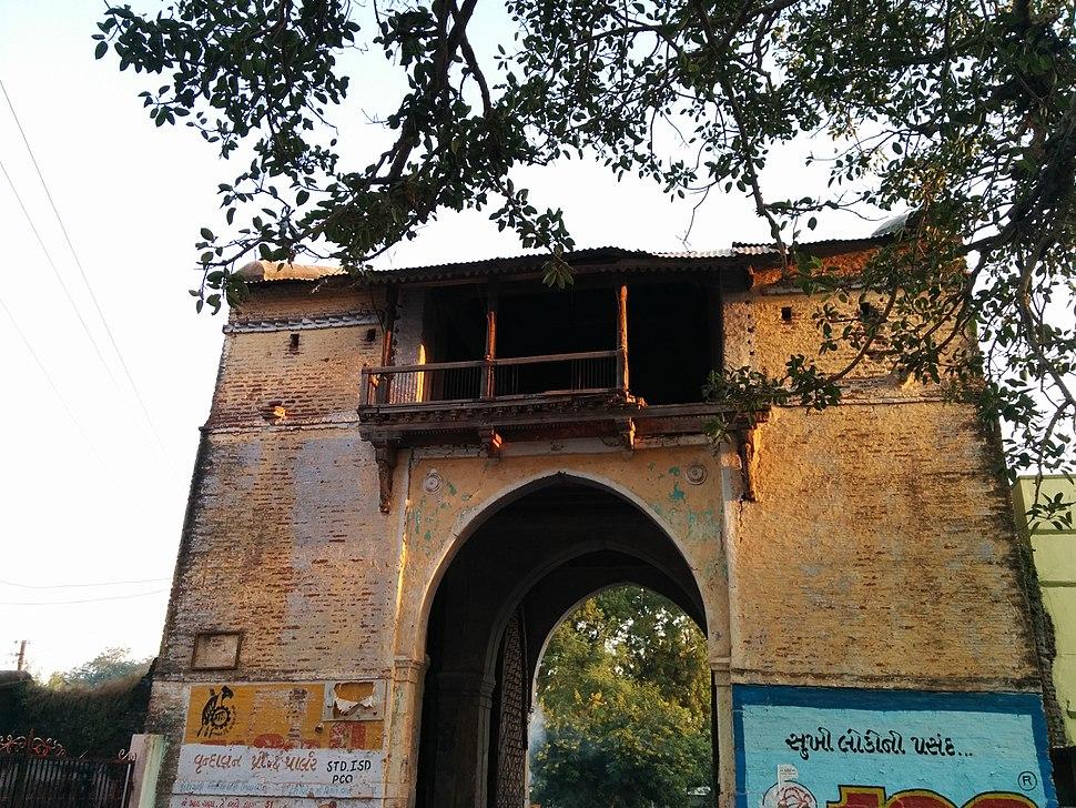 Mira Gate, Palanpur