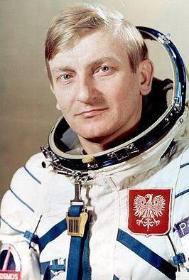 Kosmonaut-onderzoeker Mirosław Hermaszewski