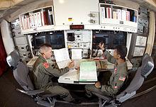 8f0bfcf829 Minuteman ICBM crew on alert in a launch complex at Minot Air Force Base,  North Dakota