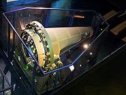 Missile S3 tête du missile musee du Bourget P1010436