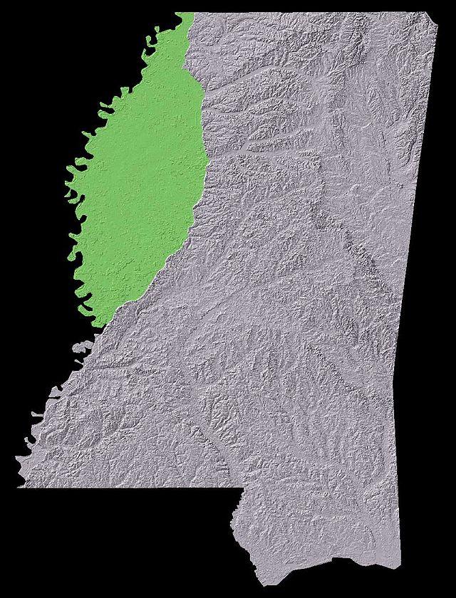 Lower Mississippi Delta Region