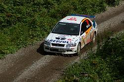Evolution VII WRC