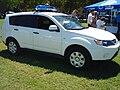Mitsubishi Outlander of Serbian Police.JPG