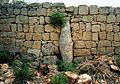 Mnajdra, Temple Wall mn25.jpg