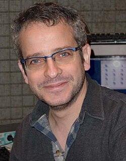 Maurice Benayoun French visual artist and theorist
