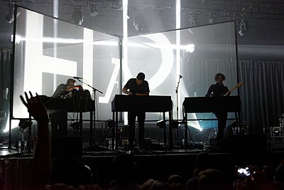 Picture of a band or musician: Moderat