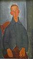 Modigliani. Petit garçon roux.JPG