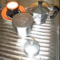 Moka pot parts and cup.jpg