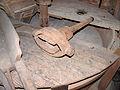 Molen Turmwindmühle Werth maalkoppel met bolspil.jpg