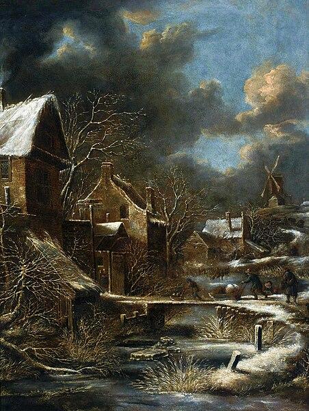 File:Molenaer Winter landscape.jpg