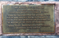 Molly Brown House plaque.png