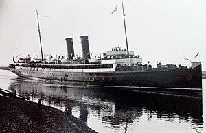 SS Mona's Isle (1905) - Mona's Isle