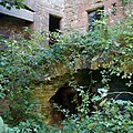 Moncur Castle - view of collapsed vault.jpg