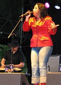 Monica Silverstrand Lida Country Festival 2004.jpg