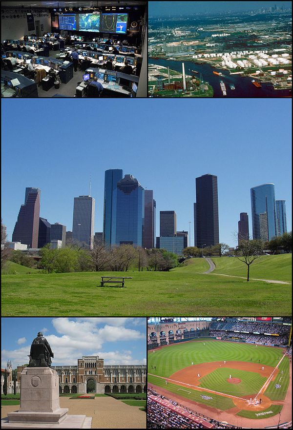 Photos de Houston: