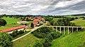Montbéliardot, le village et son pont.jpg