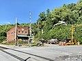 Monte Love Gudger Store (Old Barnard's Station Post Office), Barnard Road, Barnard, NC (50528817097).jpg
