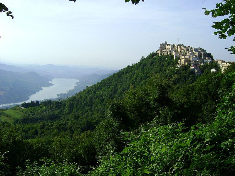 Monteferrante (Di Zitumassin - Opera propria, Pubblico dominio, https://commons.wikimedia.org/w/index.php?curid=7746377)