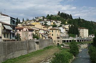 Montelupo Fiorentino Comune in Tuscany, Italy