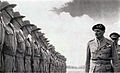 Montgomery inspects Royal Rhodesia Regiment guard of honour, 1947.jpg